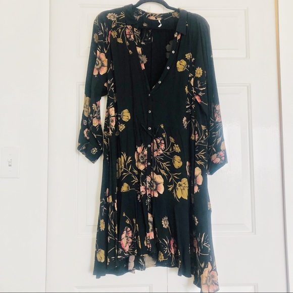 Free People dress. Worn once.